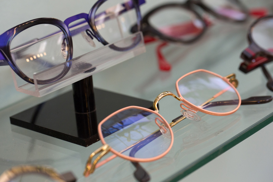 Anne et Valentin make eyewear - it\'s in their blood