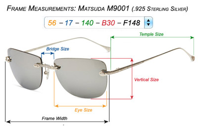 Measurements For Sunglasses  carytown optical luxury eyewear in richmond virginia oakley